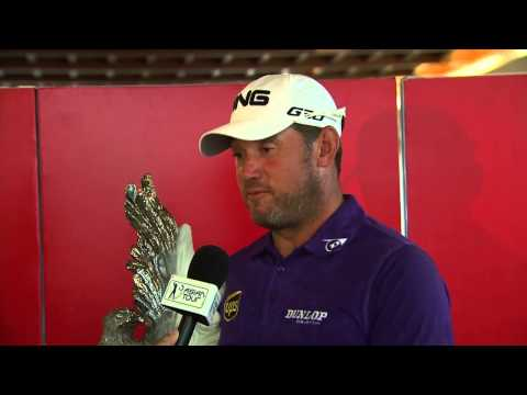 2015 CIMB Niaga Indonesian Masters Rd 4 Lee Westwood interview