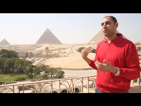 Where Are The Tourists In Cairo?