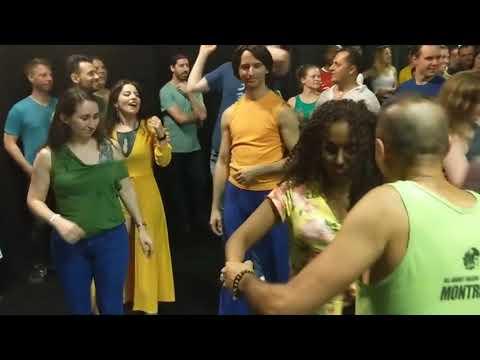 CZC'18: Birthday Dances-1 ~ video by Zouk Soul