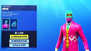 """NEW ITEM SHOP COUNTDOWN! - April 19 + GIFTING SKINS! 