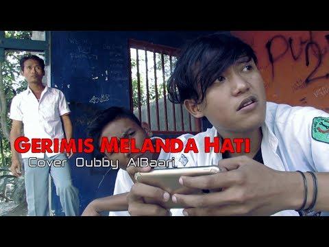 Gerimis Melanda Hati - Ouby AlBaari Cover HD ( Official Lyric )