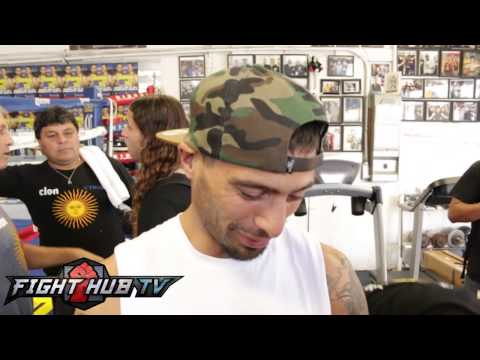 Lucas Matthysse wants rematch wDanny Garcia or title fight after John Molina Jr