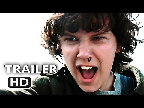 STRANGER THINGS Season 2 Official FINAL Trailer (2017) Netflix Series HD