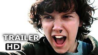 STRANGER THINGS Season 2 Official FINAL Trailer (2017) Netflix Series HD
