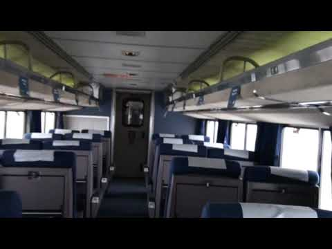 Amtrak Empire Builder Walk Thru10cars Youtube