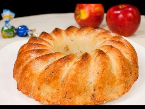 Рецепт шарлотки из яблок