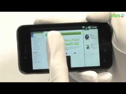 LG SWIFT BLACK - test recenzja LG Swifta Black