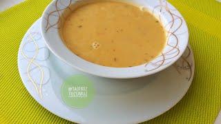 Mercimek Çorbasını Bir de Böyle Deneyin | tadimiztuzumuz