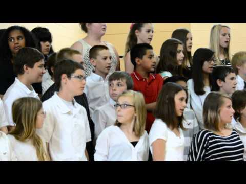 Clovis Point Intermediate School Choir