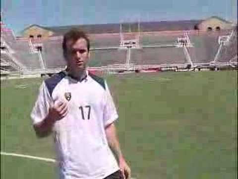 Real Salt Lake Soccer Tips - Passing Video