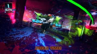 The Hip Hop Dance Experience - Work Hard, Play Hard - Wiz Khalifa - Go Hard