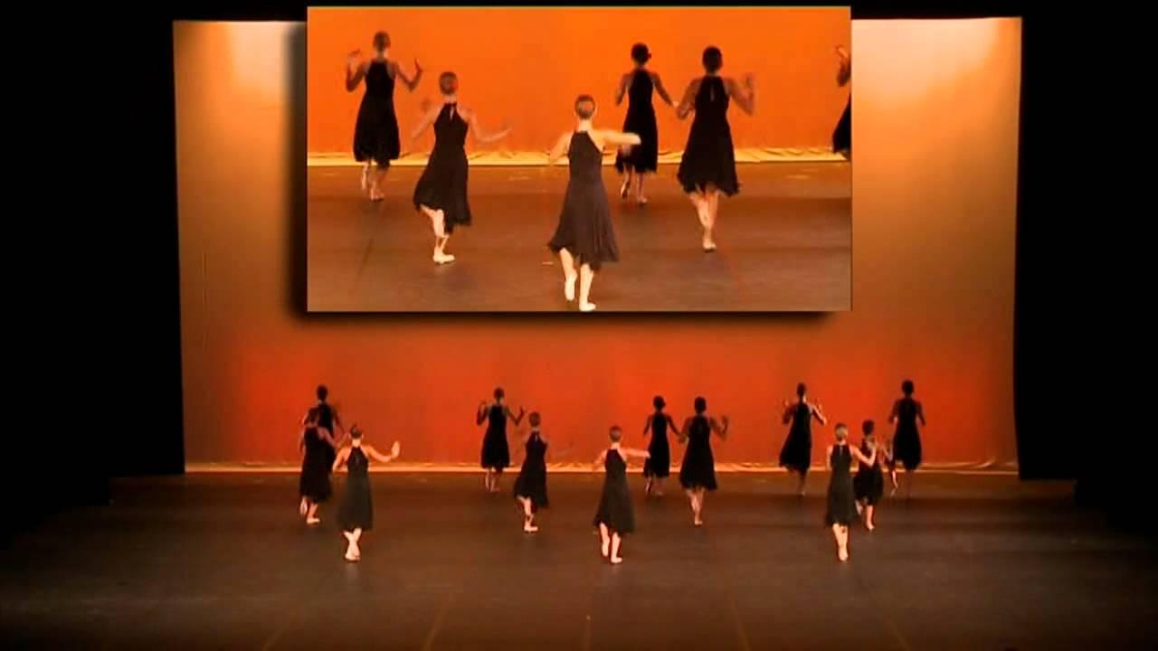 chor graphie tango ecole danse passion danse classique nice youtube. Black Bedroom Furniture Sets. Home Design Ideas