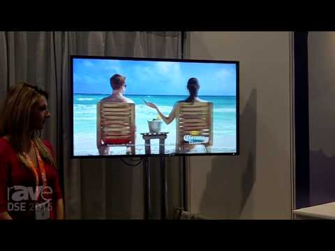 DSE 2015: Exceptional 3D Specializing in Glasses-Free 3D Display Product Line