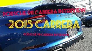 2018 porsche 911 carrera review