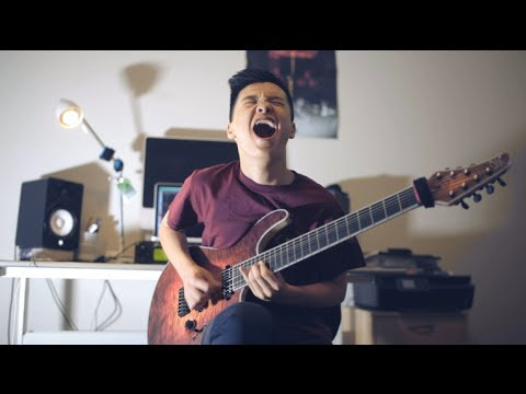 Periphery - Pale Aura: Mark Guitar Cover by Ryan Siew