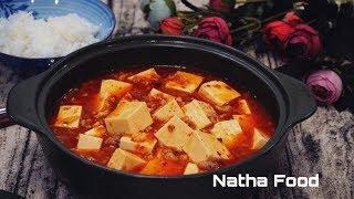Đậu hủ Tứ Xuyên món ngon không thể bỏ qua, cách nấu đúng vị với nguyên liệu có sẵn ở Việt Nam,
