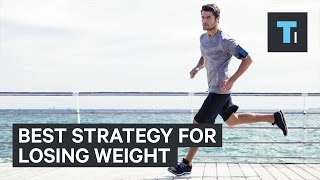 Best strategy for losing weight