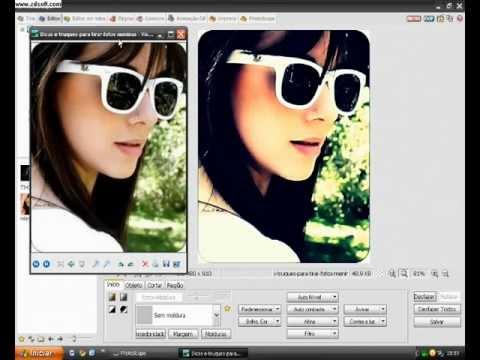 Foto Fake (perfeição) - Photoscape