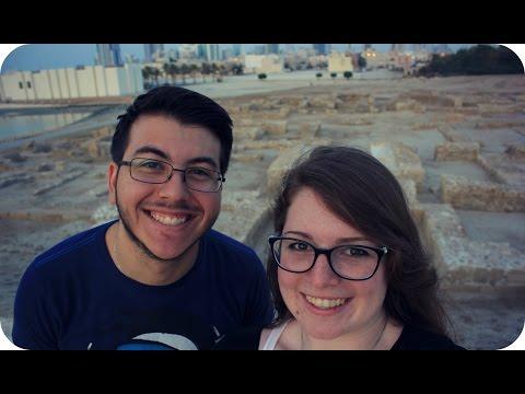 WALKING AROUND BAHRAIN FORT !!! (Daily Vlog 364)