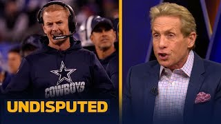 Jason Garrett is proving that he can't handle being a head coach — Skip Bayless | NFL | UNDISPUTED