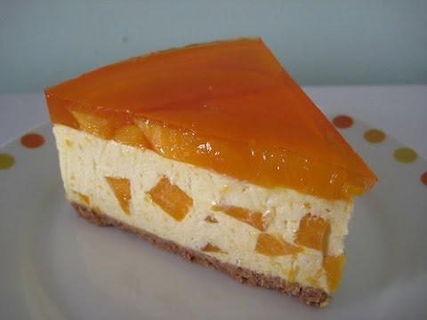 Chef's Special – Mango Cheese Cake
