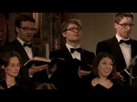 Weihnachtsoratorium von Johann Sebastian Bach - Teile 1 & 6 (Sternstunde Religion, 25.12.2012)