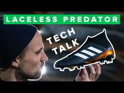ADIDAS PREDATOR 18+ TECH TALK | THE REBIRTH OF AN ICON?