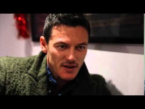 walesonline.co.uk The Hobbit star Luke Evans answers your questions