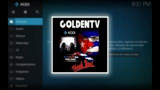 Contenido latino y más [Addon Golden Latino] - Mundo Kodi