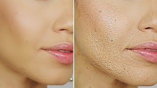 How To Avoid Cakey Foundation | How To Stop Foundation Creasing / Separating, Rubbing off Your Nose!