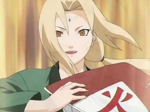 Tsunade - The strong lady