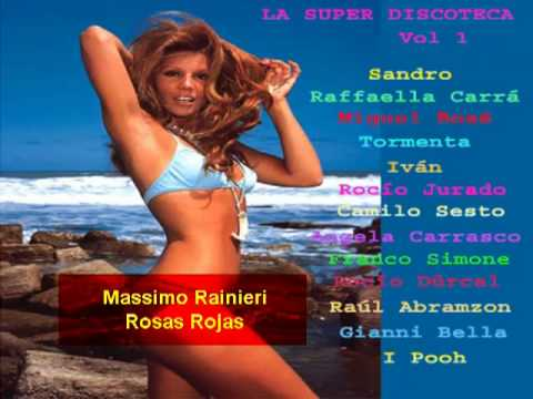 Massimo Rainieri - Rosas Rojas. Video