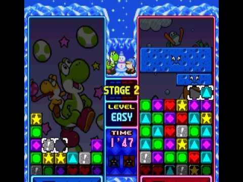 Tetris Attack - Vizzed.com Play - User video