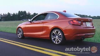 2017 BMW 230i xDrive Coupe Test Drive Video Review