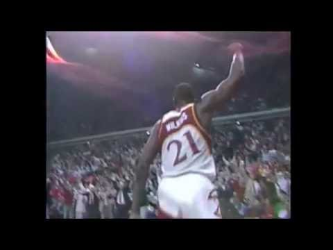 HD Highlights of Dominique Wilkins: The Human Highlight Film