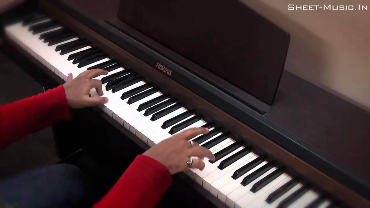 Pehla Nasha(Jo Jeeta Wohi Sikander) Piano Cover by Chetan Ghodeshwar - YouTube