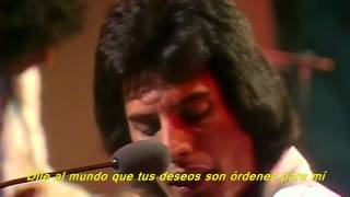 Queen - Good Old Fashioned Lover Boy - Subtítulos en Español [High Definition]