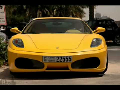 Dubai cars / world richest country  (United Arab Emirates) Music Videos