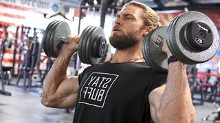 SHOULDERS WORKOUT - Training for Muscle Balance & Injury Prevention