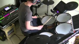 🎶 Wiz Khalifa - See You Again Drum Cover / Tribute (Fast & Furious 7 Soundtrack) [DrummerMattUK]