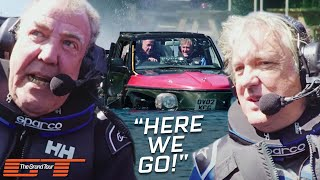 The Grand Tour: Amphibious Vehicle Attempt 1
