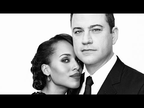 Actors on Actors: Jimmy Kimmel and Kerry Washington (Full Version)