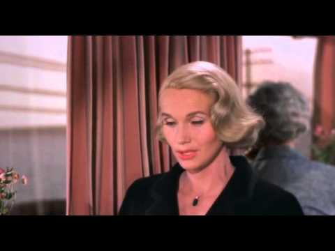 intrigo internazionale (seduzione) Cary Grant & Eva Marie Saint