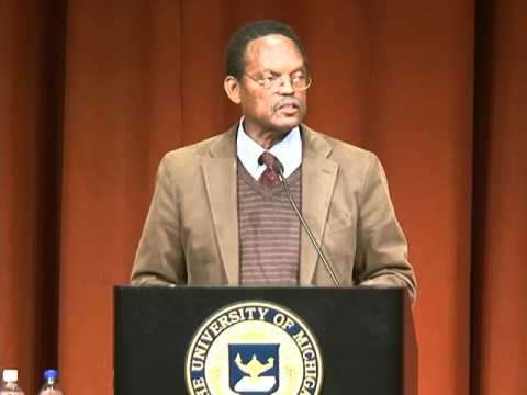 @fordschool - William Julius Wilson: Being Black & Poor in the Inner City