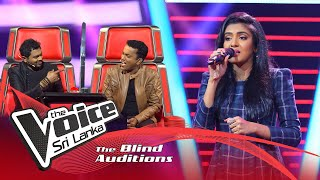 Himansika Wijerathne  - O Re Piya  | Blind Auditions | The Voice Sri Lanka