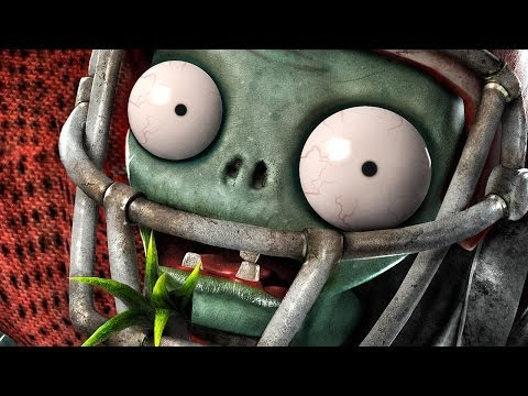 Plants vs Zombies Garden Warfare Gameplay Walkthrough Part 1 - Boss Waves (XBOX ONE)