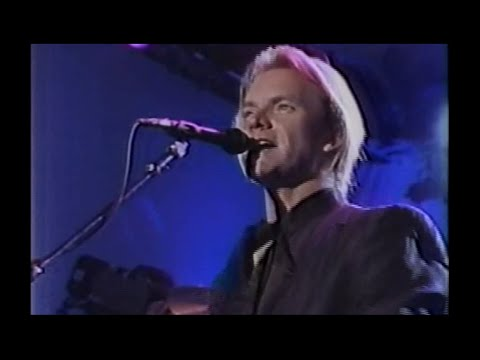 Sting - Too Much Information