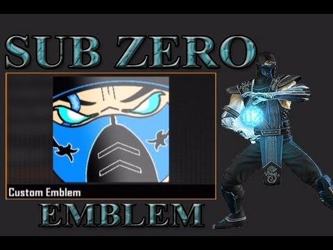 Scorpion Black Ops 2 Emblem Black Ops 2 Epic Sub Zero