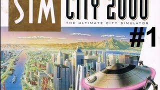 Vamos a Jugar Juntos Sim City 2000 pt1 - El Congal
