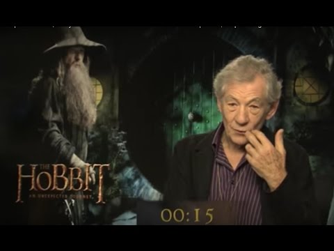 Empire's 'How Quickly Can You Name The Dwarves?' Hobbit Supercut